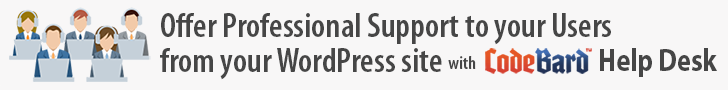Offer Professional Support to your Users from your WordPress Site