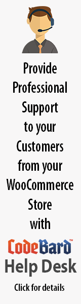 Offer Professional Support to your Customers from your WooCommerce Store
